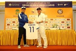 Hồi tưởng derby Thủ đô rực lửa Công an Hà Nội vs Thể Công tại Hàng Đẫy