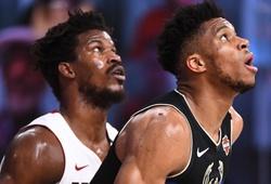 Nhìn Giannis gia hạn với Bucks, kình địch Jimmy Butler phản ứng đầy bất ngờ