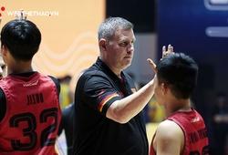 HLV Kevin Yurkus: Duyên kỳ ngộ và người tạo đột phá cho bóng rổ Việt Nam