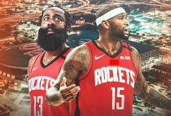 DeMarcus Cousins không muốn níu kéo James Harden ở lại Houston Rockets