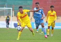 Kết quả Nam Định vs SLNA, video bán kết U21 Quốc gia 2020
