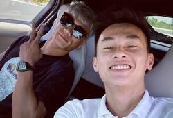 Vua bóng chuyền phủi Phan Công Khanh và niềm đam mê siêu xe