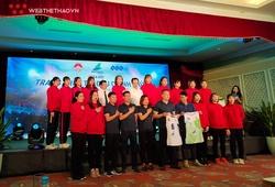 Bóng chuyền hạng A năm 2021: Thêm cạnh tranh tới từ Bamboo Airways Vĩnh Phúc