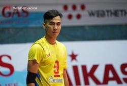 Dính chấn thương, Từ Thanh Thuận vẫn tập trung ĐT bóng chuyền nam Quốc gia đợt I