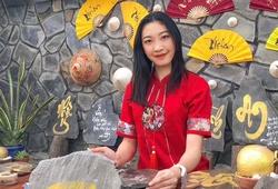 Em gái Đặng Thị Kim Thanh khoe ảnh Tết, xinh đẹp không kém phần cô chị Hoa khôi
