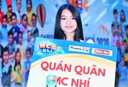 Ngỡ ngàng trước tài năng, xinh đẹp con gái phụ công ĐT Bóng chuyền QG Nguyễn Hoàng Thương