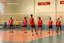 Sanest Khánh Hòa tích cực chuẩn bị cho Cup bóng chuyền Hoa Lư - Bình Điền 2021