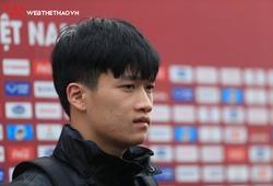 Tiền vệ Hoàng Đức đánh giá cao U22 Việt Nam