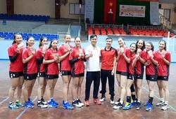 Trở lại tập luyện sau Tết, VĐV bóng chuyền Việt đương đầu một năm nhiều thách thức