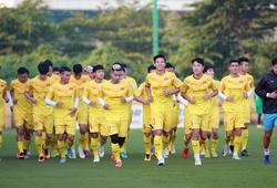 Lịch thi đấu giao hữu tuyển Việt Nam vs U22 Việt Nam ngày 27/12