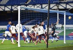 Kết quả Everton vs Arsenal, video highlight bóng đá Anh hôm nay