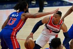 Highlight và kết quả NBA Preseason ngày 20/12: Russell Westbrook ra mắt Wizards