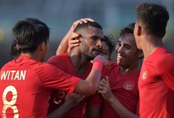 36 cầu thủ U22 Indonesia quyết giành vàng SEA Games 31