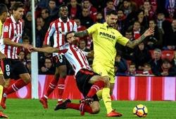 Nhận định Villarreal vs Athletic Bilbao, 04h00 ngày 23/12
