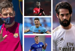 Kỳ chuyển nhượng mùa đông bóng đá Anh 2020/2021 bắt đầu khi nào?