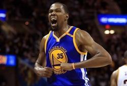 Kevin Durant khẳng định tình yêu bất biến với Golden State Warriors