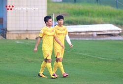 ĐT Việt Nam vs U22 Việt Nam: Ông Park giải… toán