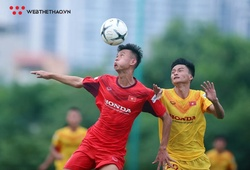 Đội tuyển Việt Nam vs U22 Việt Nam trực tiếp kênh nào?