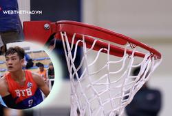 Video: Võ Huy Hoàn dunk méo rổ tại giải Vô địch bóng rổ Quốc gia