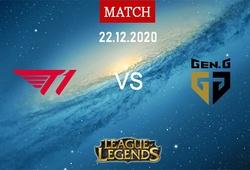 Trực tiếp KeSPA Cup 2020 hôm nay 22/12: T1 vs GEN