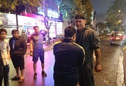 Boxer Trương Đình Hoàng trổ tài bắt gọn tên trộm xe