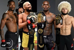 """Tay đấm nào xứng đáng nhận danh hiệu """"Võ sĩ của năm"""" từ UFC?"""