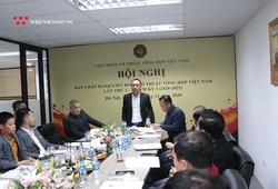 Những hình ảnh đáng chú ý từ Hội nghị Liên đoàn Võ thuật Tổng hợp Việt Nam lần 2