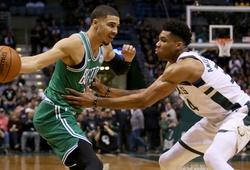 Lịch thi đấu NBA ngày 24/12: Rockets, Celtics, Bucks xung trận