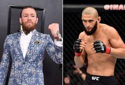 """Khamzat Chimaev khẳng định sẽ """"xử đẹp"""" Conor McGregor nếu chạm mặt tại """"Đảo Quyết Đấu"""""""