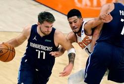 Ghi tới 32 điểm trước Phoenix Suns, Luka Doncic vẫn gây thất vọng