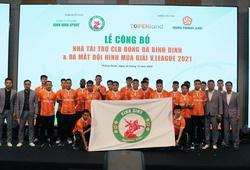 Bình Định nhận thưởng 10 tỷ đồng nếu vô địch V.League 2021