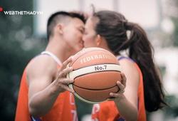 Hán Minh - Huỳnh Ngoan: Cặp vợ chồng bóng rổ dễ thương đáng ngưỡng mộ của thể thao Việt