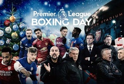 Lịch thi đấu bóng đá hôm nay 26/12: Boxing Day Ngoại hạng Anh