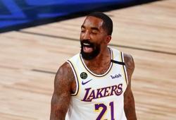 JR Smith nghịch dại, đánh rơi Nhẫn vô địch 3 tỷ đồng của LA Lakers