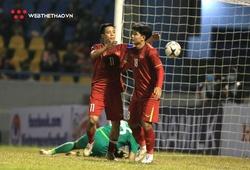 Tỷ số đội tuyển Việt Nam vs U22 Việt Nam, video giao hữu bóng đá hôm nay
