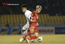 Đội hình ra sân đội tuyển Việt Nam vs U22 Việt Nam hôm nay 27/12