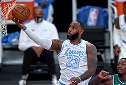 LeBron James lên top 2 ghi điểm đêm Giáng Sinh, áp sát Kobe Bryant