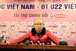 Hàng thủ thủng lưới 4 bàn, HLV Park Hang Seo không trách ĐT Việt Nam