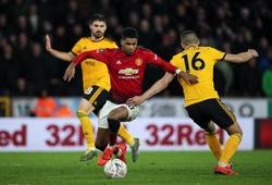 Lịch thi đấu vòng 16 Ngoại hạng Anh: MU vs Wolves