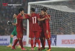 """Quang Hải lập siêu phẩm, ĐT Việt Nam vẫn bị """"đàn em"""" cầm chân"""