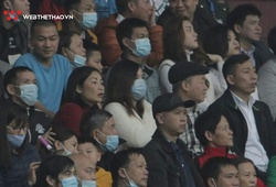 Viên Minh xuất hiện xem Công Phượng đối đầu U22 Việt Nam