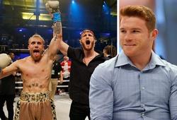 """Anh em Logan-Jake Paul nhận lời """"mời"""" đấu tập từ Canelo Alvarez vì """"thiếu tôn trọng Boxing"""""""