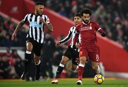 Lịch trực tiếp Bóng đá TV hôm nay 30/12: Newcastle vs Liverpool
