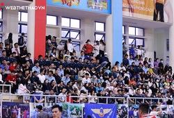 """NTĐ Đại học Nha Trang """"vỡ sân"""" vì Chung kết Vô địch bóng rổ Quốc gia"""