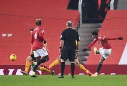 Video bóng đá Anh hôm nay 30/12: Highlight MU vs Wolves