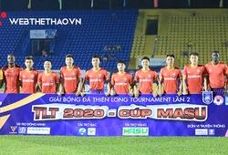 Danh sách cầu thủ, đội hình Bình Dương đá V.League 2021