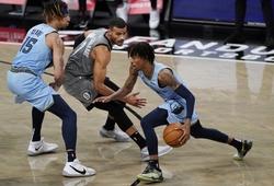 Durant và Irving vắng mặt ở trận thua thứ hai liên tiếp của Nets