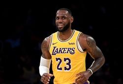Thất bại trước Portland Trail Blazers, LeBron James vẫn kịp cán cột mốc điểm số ấn tượng