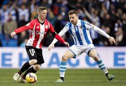 Lịch trực tiếp Bóng đá TV hôm nay 31/12: Bilbao vs Sociedad