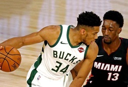 Milwaukee Bucks phá sâu kỷ lục 3 điểm, thắng Miami Heat với cách biệt lớn nhất lịch sử đội bóng